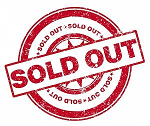 Rubber stamp sold out